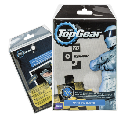 Window cloth Top Gear (0010402)