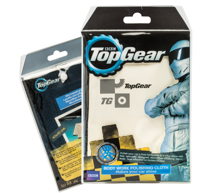 Body Work Polishing Cloth Top Gear (0010404)