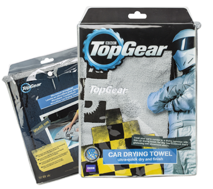 Car Drying Towel Top Gear XXL (0010417)