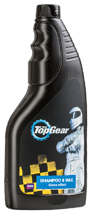Shampoo & Wax Top Gear 750 ml (0010628)