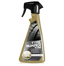 Černidlo na pneu a plasty WE TYRE BUMPER GLOSS 500 ml (903)