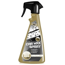 Tekutý vosk WE CAR WAX SPRAY 500 ml (906)